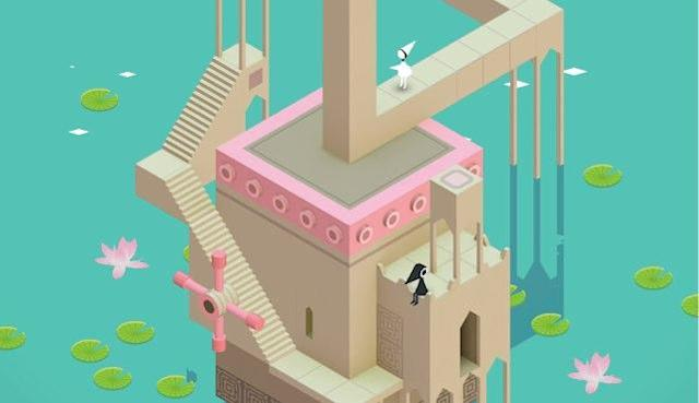 Monument Valley beats free-to-play trend, sells 1 million copies
