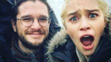 12 veces que Emilia Clarke y Kit Harington demostraron que su amistad es lo mejor de 'Juego de Tronos'