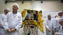 First privately-funded spacecraft to journey to moon set for launch