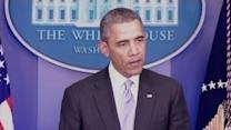 Obama Warns Russia Not to Intervene in Ukraine