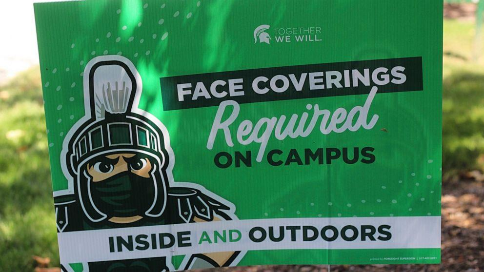 All Michigan State students asked to quarantine due to ...