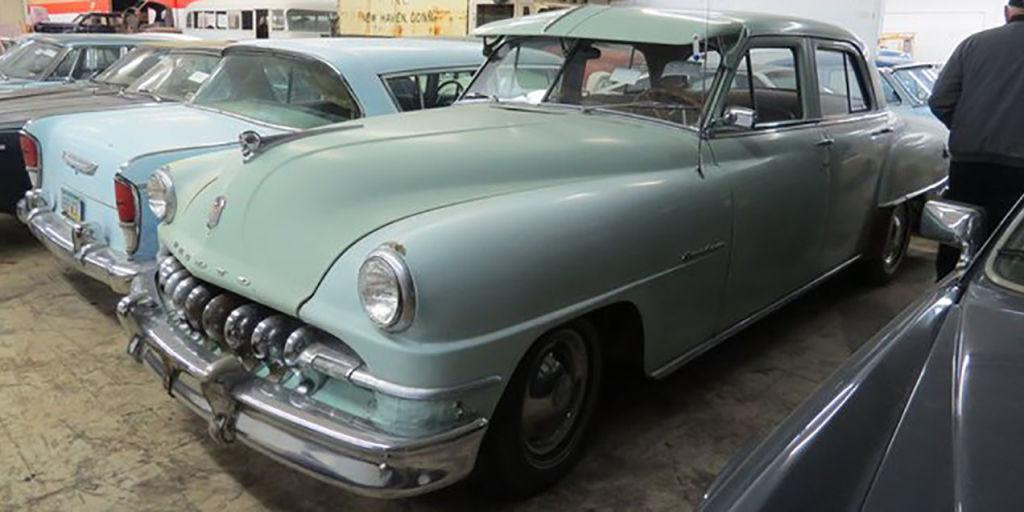 One man 39 s collection of 700 unusual cars is going up for for Abc motor credit gilchrist rd