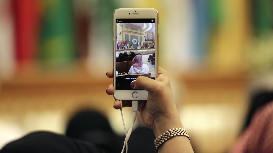Are Saudis spying on their people via mobile phones?