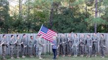 Navy Widow Honors Her Late Husband With the Most Beautiful Gender Reveal