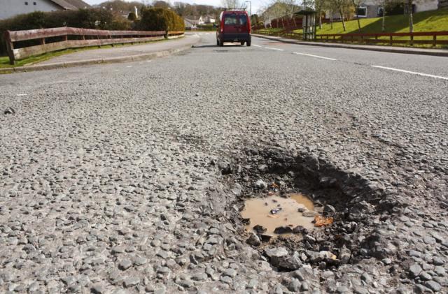 Researchers tap AI for more efficient road maintenance