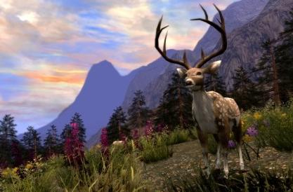 DDO: Shadowfell Conspiracy shows the beauty of Stormhorn mountains