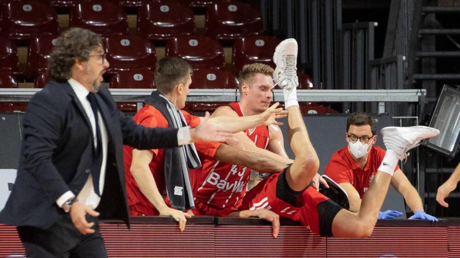 Last Second für Bayern - Weiler-Babb verletzt