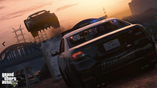Preload Grand Theft Auto 5 on Monday in US, Sunday in Europe [update]