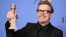 Gary Oldman's comments about 'meaningless' Golden Globes goes viral after awards win