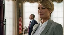 Robin Wright nods to Kevin Spacey firing in 'House of Cards' series six tease