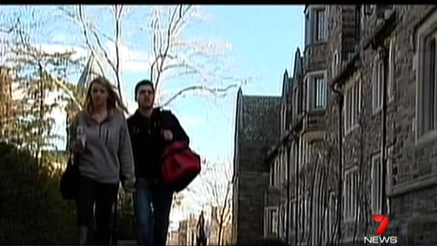 Princeton girls told to find a smart husband