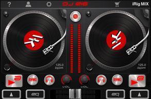 IK Multimedia's DJ Rig arrives on the App Store
