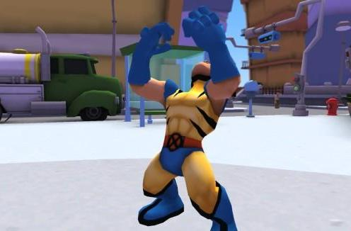 An animated video diary from the team behind Super Hero Squad Online