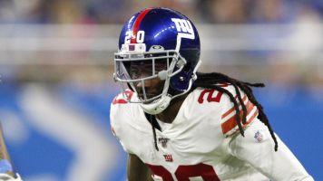 Giants cut Jenkins after inappropriate tweet to fan