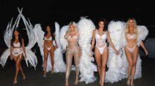 Las Kardashian son los nuevos angelitos de Victoria's Secret y presumen de sexy lencería