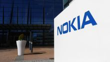 Finland's Nokia announces 5G partnership with Intel