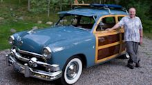 Celebrating the 'woodie' station wagon in US car culture