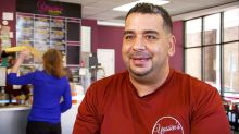 Inside the 'Nicest Place in America,' a refugee-owned falafel shop in Tennessee