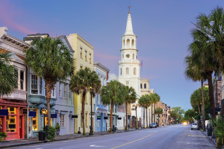 Travel + Leisure names Charleston, South Carolina, World's Best City
