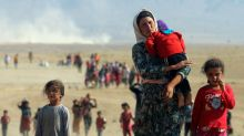 Protection for Yazidi refugees