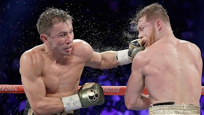 Golovkin-Alvarez rematch may be in the works