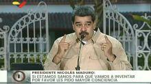 """Venezuela firmó """"confidencialidad"""" para probar vacunas de Rusia y Cuba, dice Maduro"""
