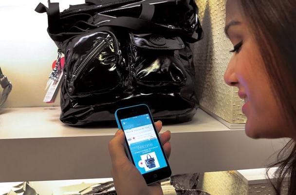 Macy's will give you location-based discounts through your iPhone