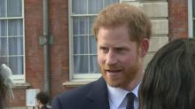 Duke of Sussex presents awards at Commonwealth reception