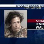 Woman arrested after licking grocery store items in South Lake Tahoe, PD says
