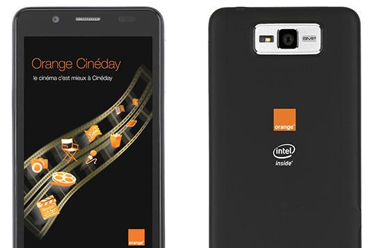 Orange announces first Intel-powered Android phone for Europe, codenamed Santa Clara