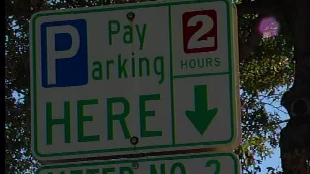 Tulsa Parking Authority looks into options for downtown