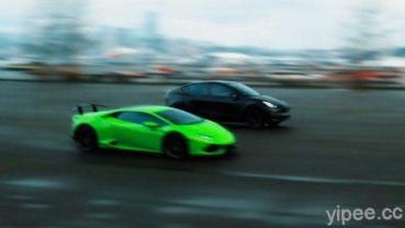 【競速】解鎖「加速提升」的特斯拉 Tesla Model Y VS. 藍寶堅尼 Lamborghini Huracan