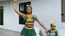 Gabrielle Union and Daughter Kaavia Are Two of a Kind in Matching 'Bring It On' Outfits