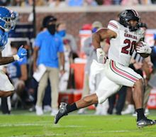 Top tailback Kevin Harris among Gamecocks not fully cleared as team starts fall camp
