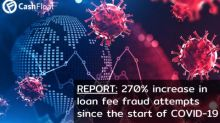 Cashfloat Reports an Increase of Over 270% in Loan Fee Fraud Attempts Since the Start of COVID-19