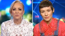 Carrie Bickmore's backtracks after offending guest on-air