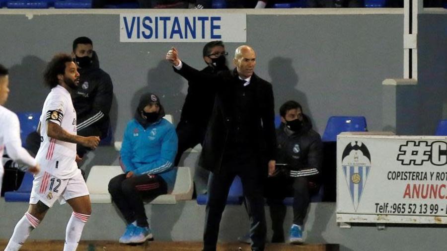 """""""No es una vergüenza"""": Zidane se defiende pese a la debacle y enfurece al madridismo"""