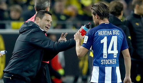 "Bundesliga: Dardai: ""Nie gesagt, dass Stocker weg soll"""