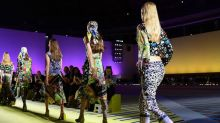 Donatella Versace's Latest Gaudy Fashion
