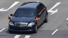 L'incroyable périple des Mercedes de Kim Jong-Un