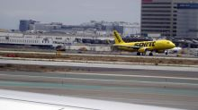Spirit Airlines' Passenger Has a Profanity-Filled Tantrum on Flight
