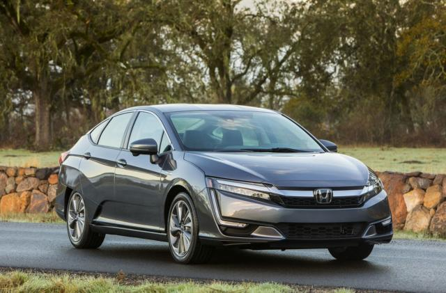 Honda will discontinue its Clarity EV in 2020