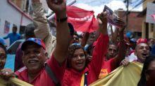"""""""Fiel a mi revolución"""": Pese a la crisis, Maduro cuenta con el núcleo duro del chavismo"""