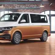 Volkswagen T6科技感大升級!推出「數位版」T6.1