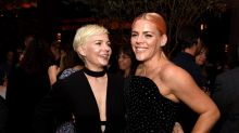 Michelle Williams Sends Busy Philipps Hilarious Post-Surgery Gift -- See the Pic!