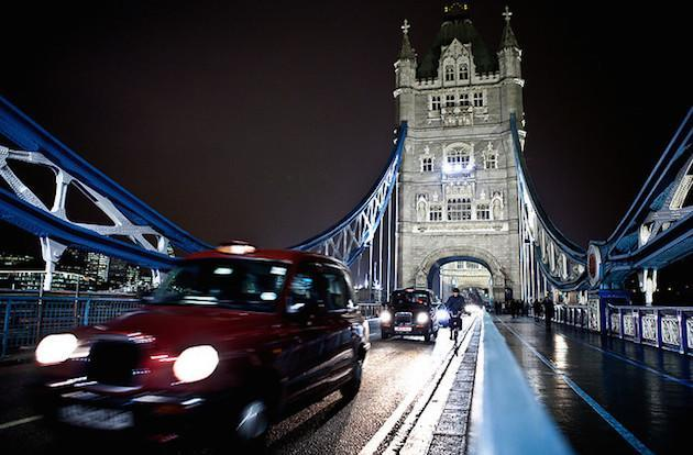 London's black cabs may soon be forced to accept card payments
