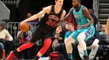 Basket - NBA - Charlotte déçoit encore, Milwaukee et Toronto dans le bon tempo