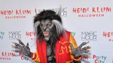 Heidi Klum teases this year's Halloween costume on Instagram