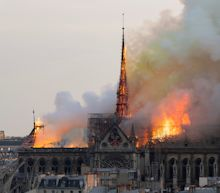 UPDATED: France launches global contest to design new Notre-Dame spire