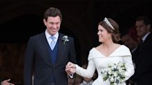 Princess Eugenie's mother shares excitement as royal confirms she is pregnant with first child